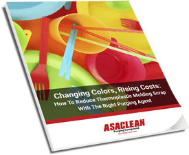 Download this guide to learn everything you need to know about reducing scrap with purging agents and techniques.